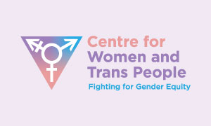 Centre for Women and Trans People logo