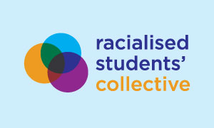 Racialised Students' Collective logo