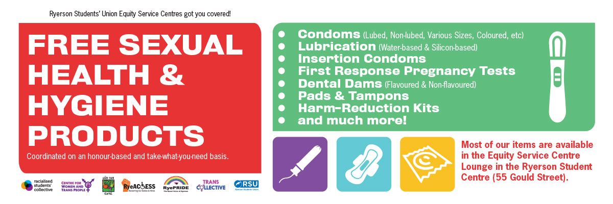 Free Sexual Health and Hygiene Products