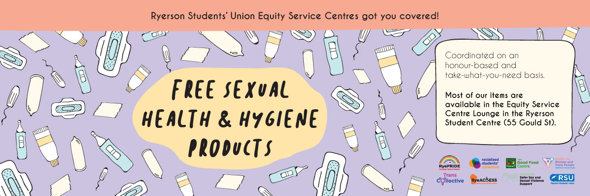 Image of sexual health products available